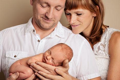 Babybauch & Neugeborenes