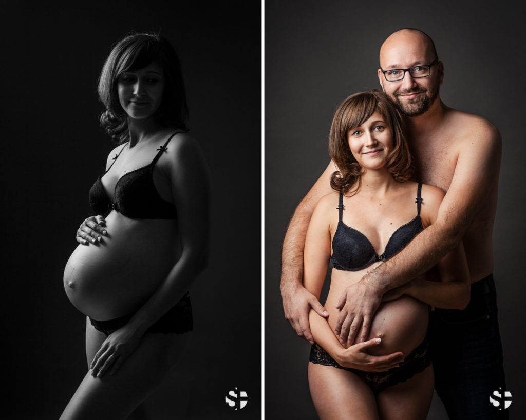Babybauchfoto Fotostudio Meißen Dresden Radebeul