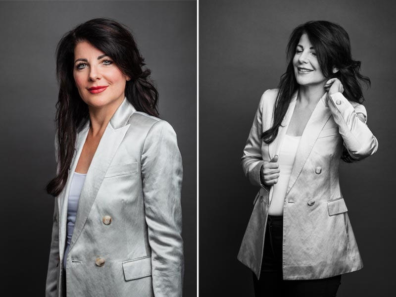 Portraitfoto Business Frau Dresden