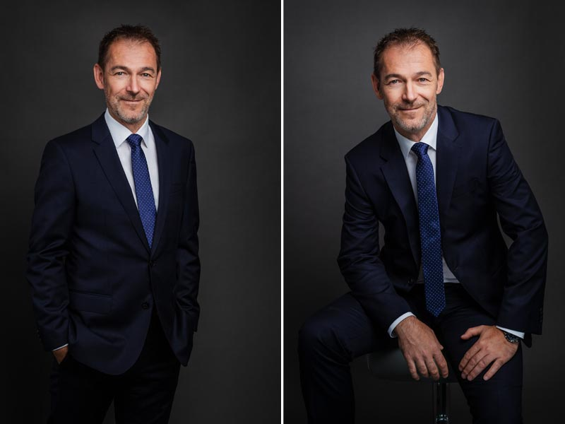 Portraitfoto Mann Business