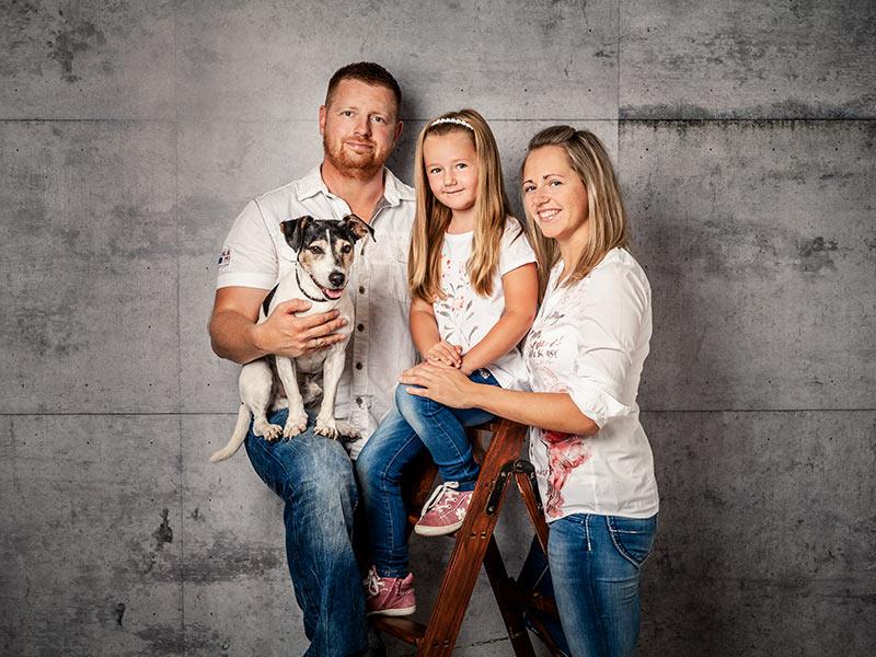 Fotograf Familie Weinböhla