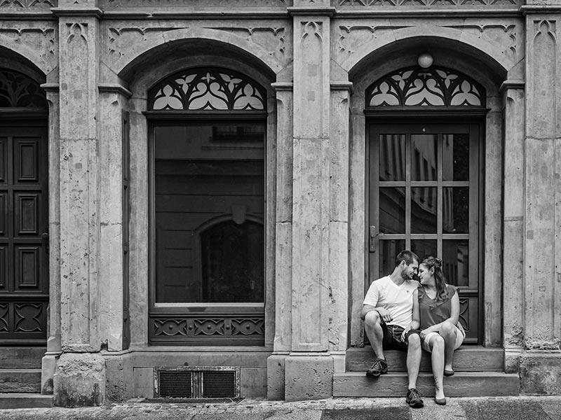 romantisches Fotoshooting in Meißen