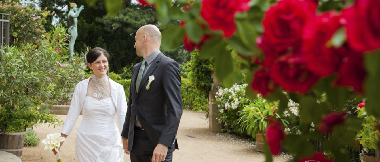 Hochzeit Schloss Eckberg Dresden