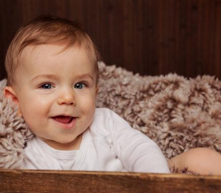 Babyfotografie Großenhain