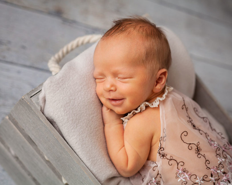 Neugeborenenfoto Babyfoto Meißen