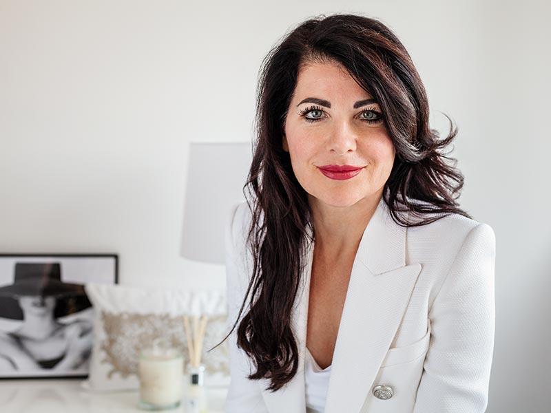 Businessfoto Portraitfoto Frau