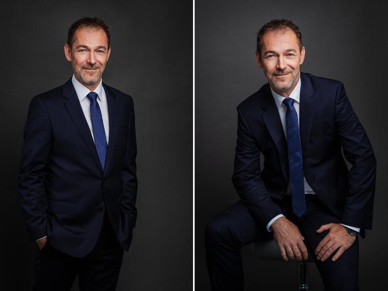 Portraitfoto Mann Business