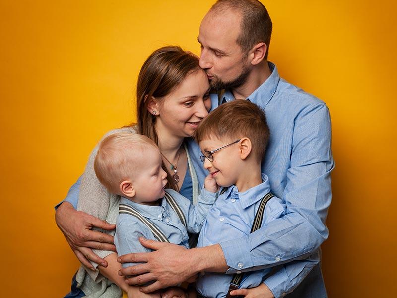 Familie Fotoshooting Dresden